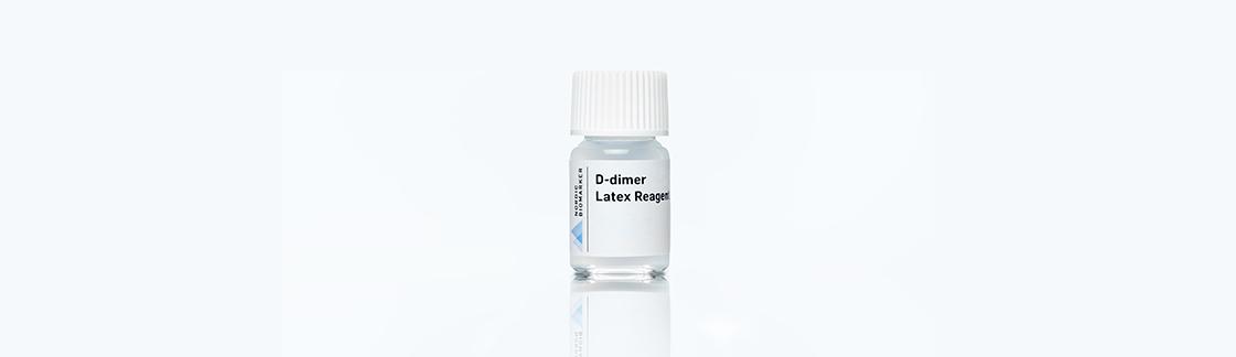 Blue D-dimer