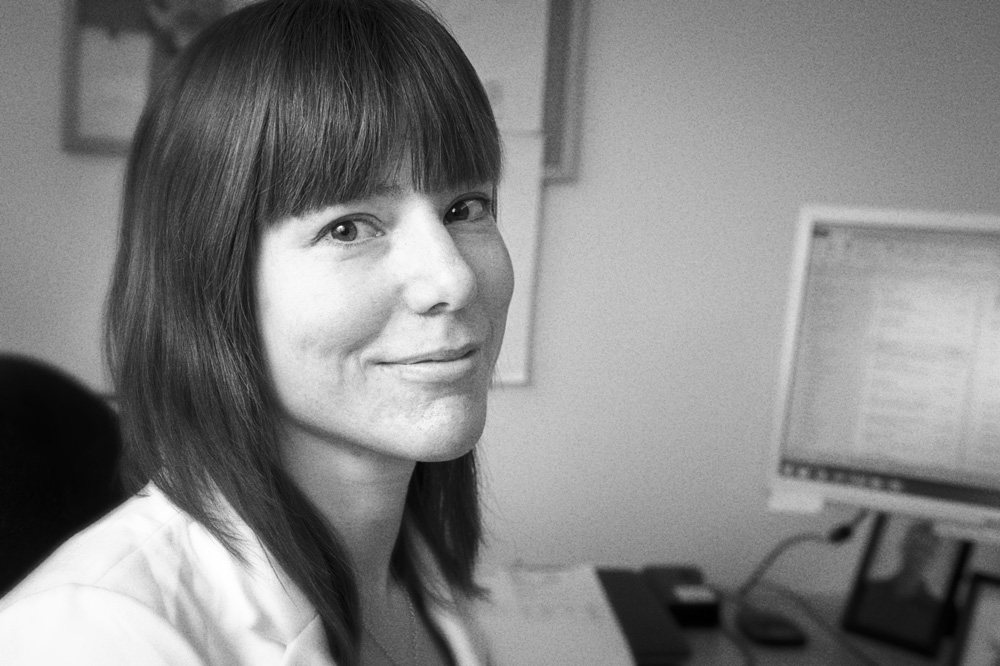 Anna Gimlander, B.S.B.A – E. S.