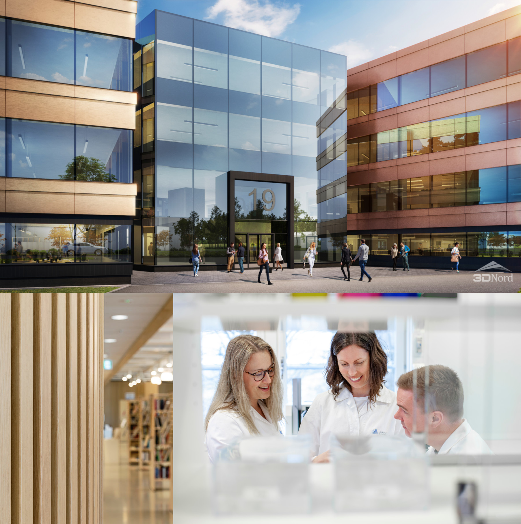 Nordic Biomarkers new building